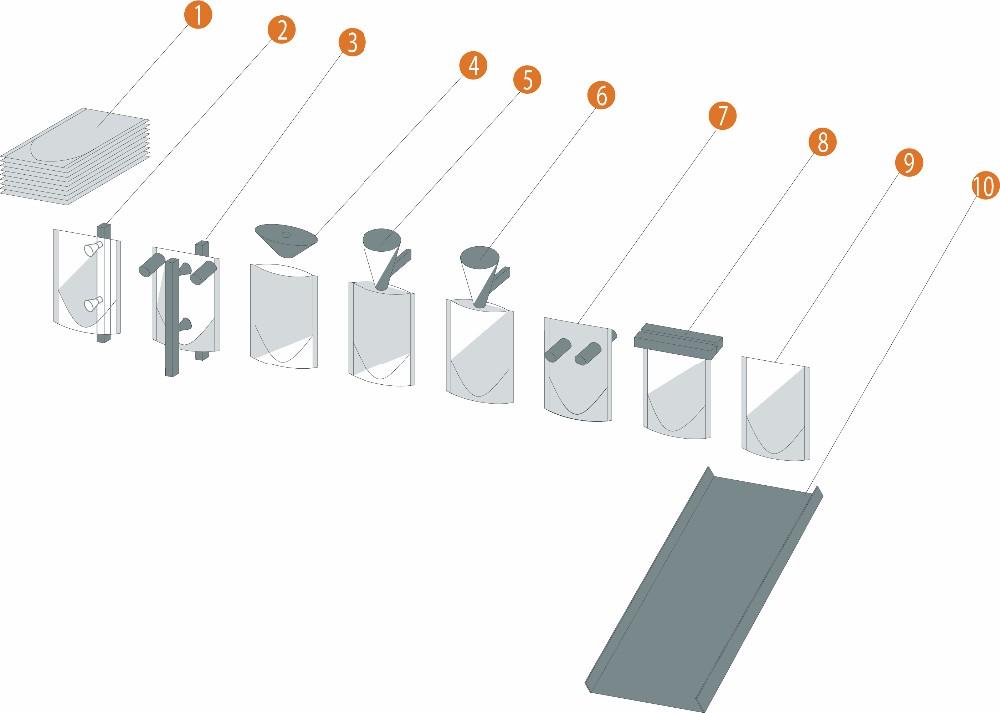 Máy đóng gói dạng bột nằm: Được trang bị động cơ servo điền đầy, máy đóng gói bột Acepack có thể nhận ra độ chính xác chiết rót cao, tốc độ đóng gói nhanh, dễ vận hành và điều chỉnh. Nó được ứng dụng rộng rãi trong các ngành công nghiệp dược phẩm, thực phẩm, hóa chất hàng ngày, v.v. trên toàn thế giới như Hoa Kỳ, Châu Âu, Đông Nam Á, Nam Phi, v.v. với chứng nhận CE và công nghệ Các bước đơn giản đóng gói sản phẩm: 1.Túi đựng túi tự chế 2. Bộ phận lấy túi đựng từ trong ra ngoài 3. Mở nắp 4. Xả khí 5. Đổ đầy I 6. Đổ đầy II 7. Kéo căng 8.Túi đầu 9. Thành phẩm 10.Outlet Thông số kỹ thuật của máy đóng gói dạng bột nằm: Kích thước túi Công suất chiết rót Công suất đóng gói Bột Tiêu thụ không khí Kích thước máy Cân nặng Chức năng SG-180 60 * 80mm (Tối thiểu) 1200ml 30-60ppm 1,8Kw 200NL / phút L : 1990mm W : 970mm H : 1390mm 700 Kilôgam Túi phẳng, Gói Doy