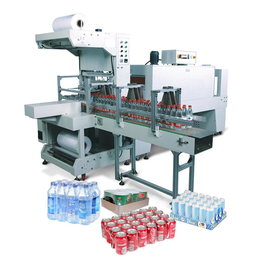 Máy đóng gói nằm màng co các loại chai: Máy đóng gói nằm màng co ngoài đóng gói các loại chai nhựa thì còn có thể đóng gói hộp nhựa, lon, lọ, chai thủy tinh,.... Ta có thể đóng gói riêng lẻ hoặc nhiều sản phẩm cùng lúc để tiết kiểm được thời gian. Sản phẩm sau khi được đóng gói đảm bảo chắc chắn, bao bì sạch sẽ, không lỏng lẻo tốt cho bạn khi vận chuyển đường dài. Ưu điểm của sản phẩm này là ta có thể sử dụng riêng lẻ theo từng giai đoạn mà ta cần làm gấp hoặc lắp ráp thành nguyên cả dây chuyền sản xuất tự động, tiết kiệm được nhân công đứng máy Được sản xuất với tiêu chuẩn, các phẩm đều là inox 304 không gỉ đảm bảo được chất lượng tuổi thọ khi ta sử dụng lâu dài. Sử dụng các điều khiển thông minh PLC, các tính năng đều được cài đặt. Tính năng đóng gói vượt trội Thông số hiện thị của máy đóng gói nằm màng co: Tình trạng: Mới Lớp tự động: Tự động Loại điều khiển: Điện Điện áp: 220V / 380V Kích thước (L * W * H): Kiểm tra dưới đây Trọng lượng: 465kg + 600kg Chứng nhận: CE, SGS, TUV, INTERTEK Dịch vụ sau bán hàng được cung cấp: Phụ tùng thay thế miễn phí, Lắp đặt tại hiện trường, vận hành thử và đào tạo, Dịch vụ bảo trì và sửa chữa tại hiện trường, Hỗ trợ kỹ thuật video, Hỗ trợ trực tuyến Các điểm bán hàng chính: Tuổi thọ dài Thành phần cốt lõi: PLC, động cơ Tốc độ đóng gói: Lên đến 20 chiếc / phút Chất liệu phim: Màng PE Kết quả đóng gói: Bao bọc tay áo với hai lỗ bên Cách sử dụng: Nước khoáng, nước giải khát, chai, lon, v.v. Chiều cao bàn: 850 + 30mm Nén khí: 5,5-8,5kg / cm³ Điện: 220V / 380V 50-60Hz 3 pha
