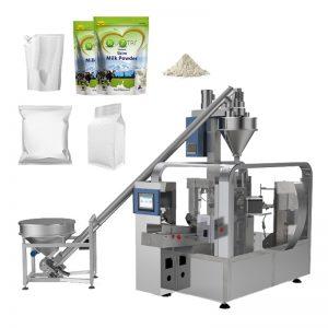` Sữa bột là một sản phẩm sản xuất từ sữa ở dạng bột khô, được thực hiện bằng cách làm bốc hơi sữa để khô sau đó nghiền nhỏ, tán nhỏ thành bột. Một mục đích của sữa dạng bột khô này là phục vụ cho việc bảo quản, tích trữ, sử dụng. Sữa bột có thời hạn sử dụng lâu hơn hẳn so với sữa nước và không cần phải được làm lạnh, do bản thân nó đã có độ ẩm thấp. Quá trình đóng gói diễn ra vô cùng phức tạp và cần nhiều nhân lực để đảm bảo quá trình đóng gói luôn được vệ sinh, các sản phẩm sau khi đóng gói cần được đồng nhất,... trước khi đưa đến tay khách hàng. Máy đóng gói sữa bột tuân thủ nghiêm ngặt các quy định về vệ sinh an toàn thực phẩm. Vì vậy, ngoài việc lựa chọn nguyên liệu sản xuất sữa đạt chuẩn thì công nghệ, máy móc sản xuất sữa bột cũng cần được quan tâm để có thể cho ra đời những sản phẩm đảm bảo vệ sinh và chất lượng. Máy đóng gói sữa bột có nhiều hình dạng cũng như kích thước hay kiểu dáng khác nhau, nếu là đang muốn tìm hiểu và cần tư vấn để hiểu hơn về chúng hãy liên hệ với chúng tôi - Máy đóng gói An Thành để được hỗ trợ nhé! Máy đóng gói sữa bột dạng đứng: Với các quá trình đều hoàn toàn tự động thiết bị có thể đóng gói các sản phẩm như dạng bột sữa bột, gia vị dạng bột, bột làm bánh, bột cà phê, bột hóa chất,... Chúng được đóng gói với các bao bì như dạng stick, dạng túi có lỗ, túi đứng, túi hộp, túi hộp, túi có cấu trúc xé được,... có nhiều mẫu mã phong phú có thể thu hút được khách hàng hơn. Đặc điểm gì nổi bật của thiết bị khi đóng gói? 1. Sử dụng trí thông minh nhân tạo AI công nghệ tiên tiến, nhanh chóng tính toán các quá trình làm việc và liên kết của mỗi một phần của các máy để chạy sao cho trơn tru tất cả. Vì vậy mà mọi người có thể hoạt động nhiều với máy móc, tiết kiệm lao động và chi phí bao bì. 2. Tự động trọng lượng và các chức năng có thể phát hiện vật liệu trong thời gian thực và tự động hoàn tất thiết lập trọng lượng. 3. Tự động từ chối chức năng có thể từ chối các không đủ tiêu chuẩn sản phẩm sau khi các bao bì và ngăn chặn các không đủ tiê